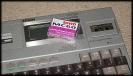Epson HX20 micro-cassette in case