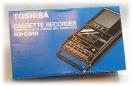 HX-10 Cassette Recorder box 2