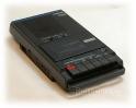 HX-10 Cassette Recorder closed